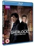 셜록 BBC 시즌 3 : 블루레이