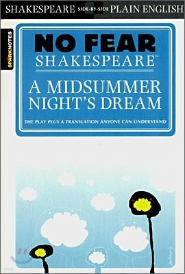 A Midsummer Night's Dream (No Fear Shakespeare), Volume 7
