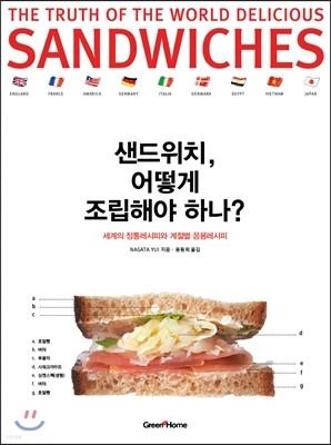샌드위치, 어떻게 조립해야 하나?