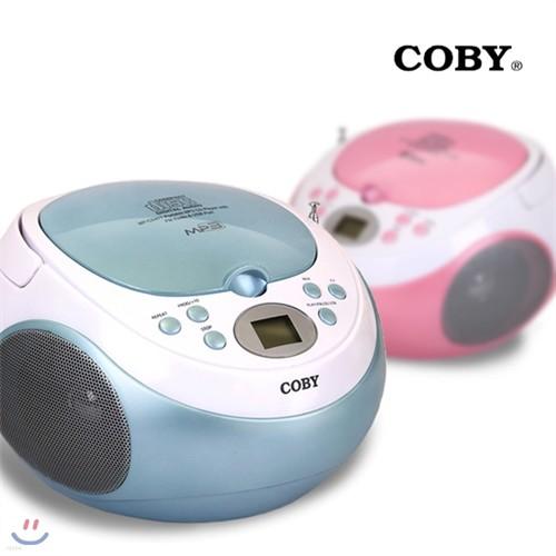 [무료배송]코비 MP-CD471 포터블 MP3 USB CD플레이어/FM라디오/CDP/CD포터블/어학용 코비CD플레이어