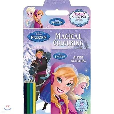 Disney Frozen 겨울왕국 : Jumbo Activity Pack