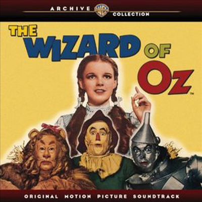 O.S.T. - Wizard Of Oz (오즈의 마법사) (75th Anniversary of the film)(Soundtrack)