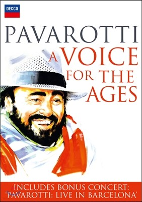 Luciano Pavarotti - A Voice For The Ages - 루치아노 파바로티