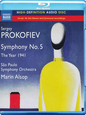 프로코피에프 : 교향곡 5번, 1941년 모음곡 - 마린 알소프