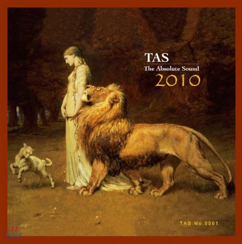 2010 앱솔류트 사운드 (TAS 2010 - The Absolute Sound) [LP]