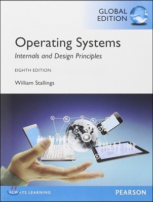 Operating Systems, 8/E