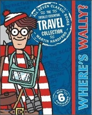 Where's Wally? : Travel Collection