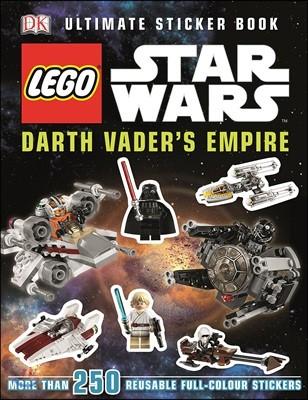 LEGO Star Wars Darth Vader's Empire Ultimate Sticker Book