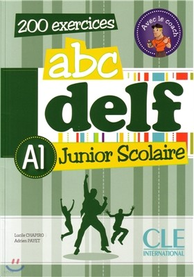 ABC Delf Junior Scolaire A1 (+DVD-Rom, Corriges)