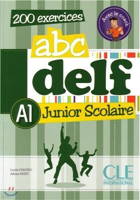 ABC Delf Junior Scolaire A1 (+DVD-Rom, Corriges)
