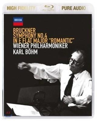 Karl Bohm 브루크너 : 교향곡 4번 (Bruckner: Symphony No. 4) 칼 뵘