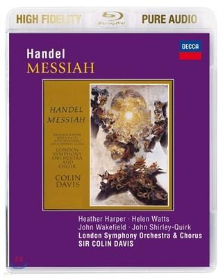 Colin Davis 헨델: 메시아 - 콜린 데이비스 (Handel: Messiah)
