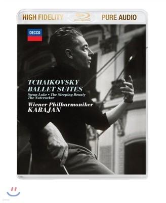 Herbert von Karajan 차이코프스키: 발레 모음곡 (Tchaikovsky: Ballet Suites) 헤르베르트 폰 카라얀