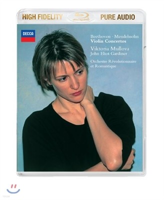 Viktoria Mullova 베토벤 / 멘델스존: 바이올린 협주곡 (Beethoven / Mendelssohn: Violin Concertos) 뮬로바