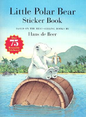 Little Polar Bear Sticker Book