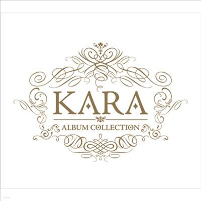 카라 (Kara) - Album Collection (5CD+5DVD+사진집) (초회한정반)