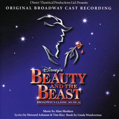 O.C.R. - Beauty & the Beast (미녀와 야수) (Original Broadway Cast Recording)(Special Edition)(Musical)