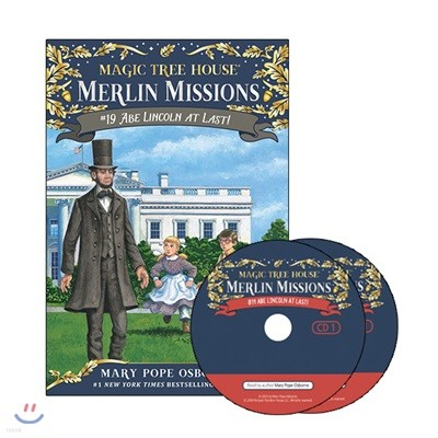 Merlin Mission #19 : Abe Lincoln at Last!