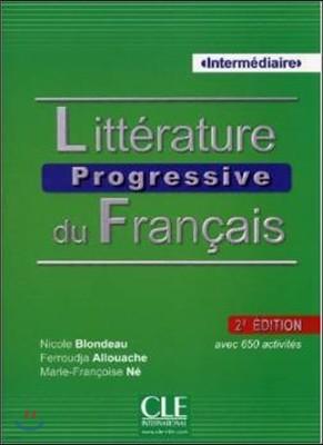 Litterature Progressive du francais Intermediaire