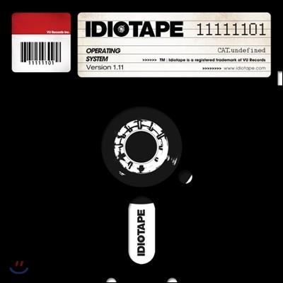 이디오테잎 (Idiotape) 1집 - 11111101 [재발매]