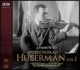 Bronislaw Huberman 브로니슬라프 후베르만 1집 (The Art Of Huberman Vol.1)