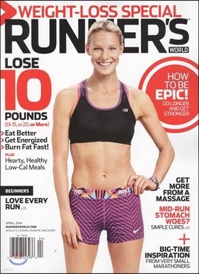 Runners World (월간) : 2014년 04월