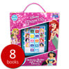 Disney Princess : Me Reader & 8 books Library 디즈니 프린세스 미리더 사운드북