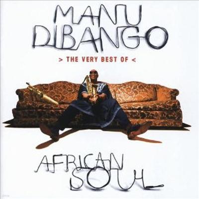 Manu Dibango - Very Best Of : African Soul