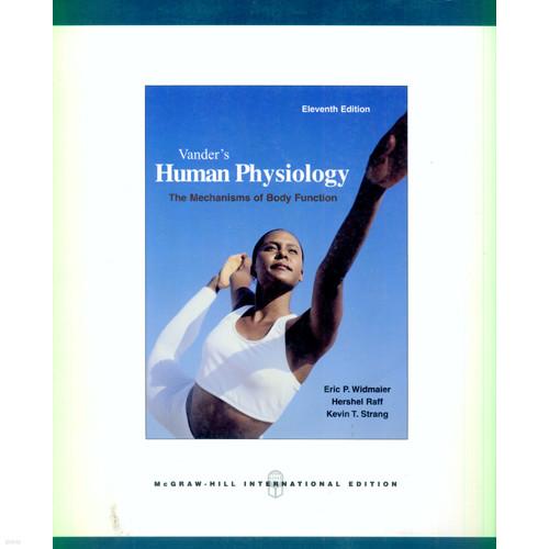 Vander's Human Physiology -11/E