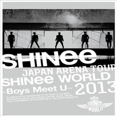 샤이니 (SHINee) - Japan Arena Tour Shinee World 2013 ~Boys Meet U~ (2Blu-ray+100P Special Photobook 포함 초회한정반)(Blu-ray)(2014)