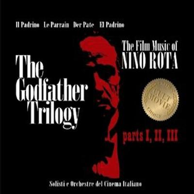 Nino Rota - Godfather Trilogy Part 1,2,3 (대부 3부작) (Soundtrack)(2CD)