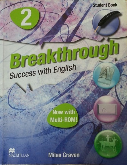 Breakthrough 2 : Student Book with CD-Rom