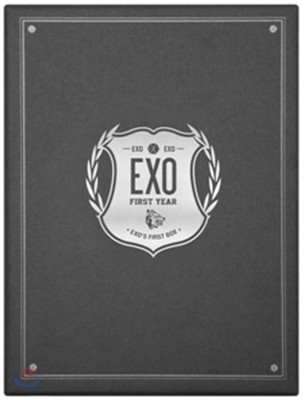 엑소 (EXO) - EXO's First Box DVD