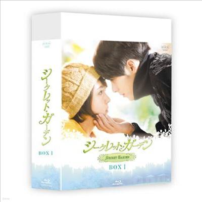 Secret Garden (시크릿 가든) Box I (한글무자막)(6Blu-ray)