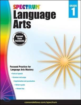 Spectrum Language Arts, Grade 1