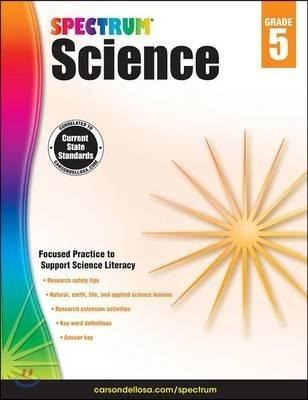 Spectrum Science : Grade 5