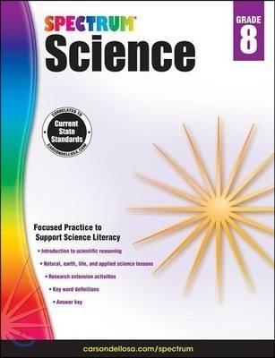 Spectrum Science : Grade 8