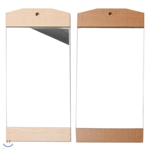 벽걸이&스탠드형 거울 NO.29(29x13cm)
