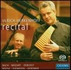 Ulrich Herkenhoff 울리히 헤르켄호프 팬 플루트 리사이틀 (Pan-Flute Recital)