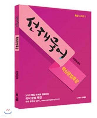 선재국어 핵심문법특강