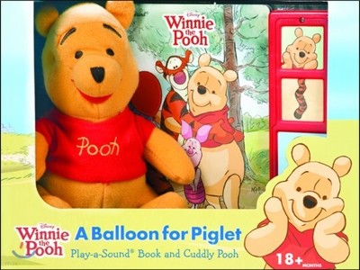 Winnie the Pooh: A Baloon for Piglet