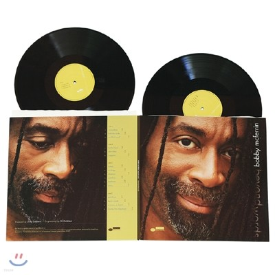 Bobby McFerrin - Beyond Words [2 LP]