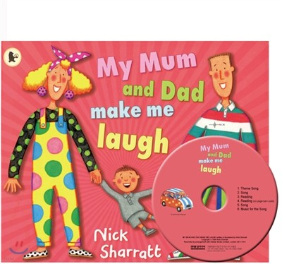 Pictory Set Step 1-47 : My Mum and Dad Make Me Laugh