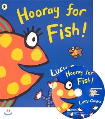[노부영]Hooray for Fish! (Paperback & CD Set)
