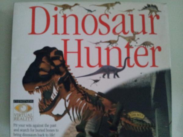 Dinosaur Hunter-DK Multimedia