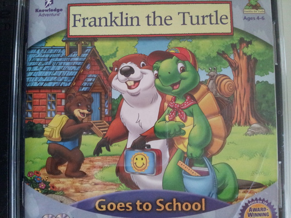 Franklin the Turtle Goes to School