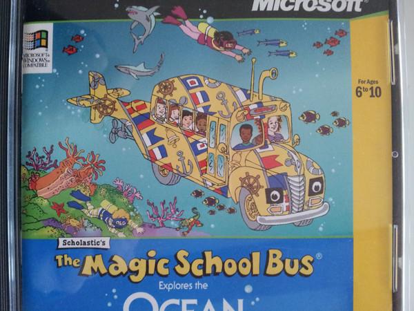 The Magic School Bus Ocean
