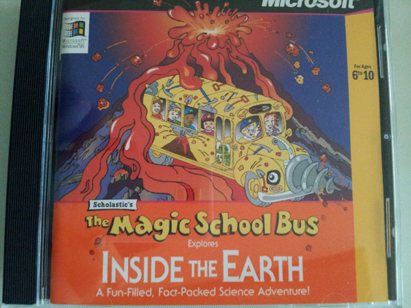 The Magic School Bus - Inside the Earth
