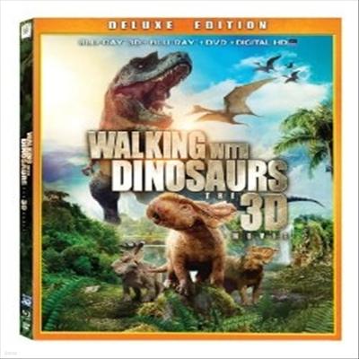 Walking With Dinosaurs (다이노소어 어드벤처 3D) (한글무자막)(Blu-ray 3D) (2013)