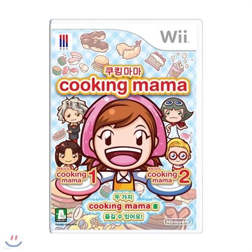 [Wii게임 타이틀]쿠킹마마